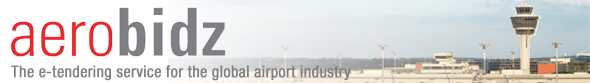 Aerobidz - The e-tendering service for the global airport industry